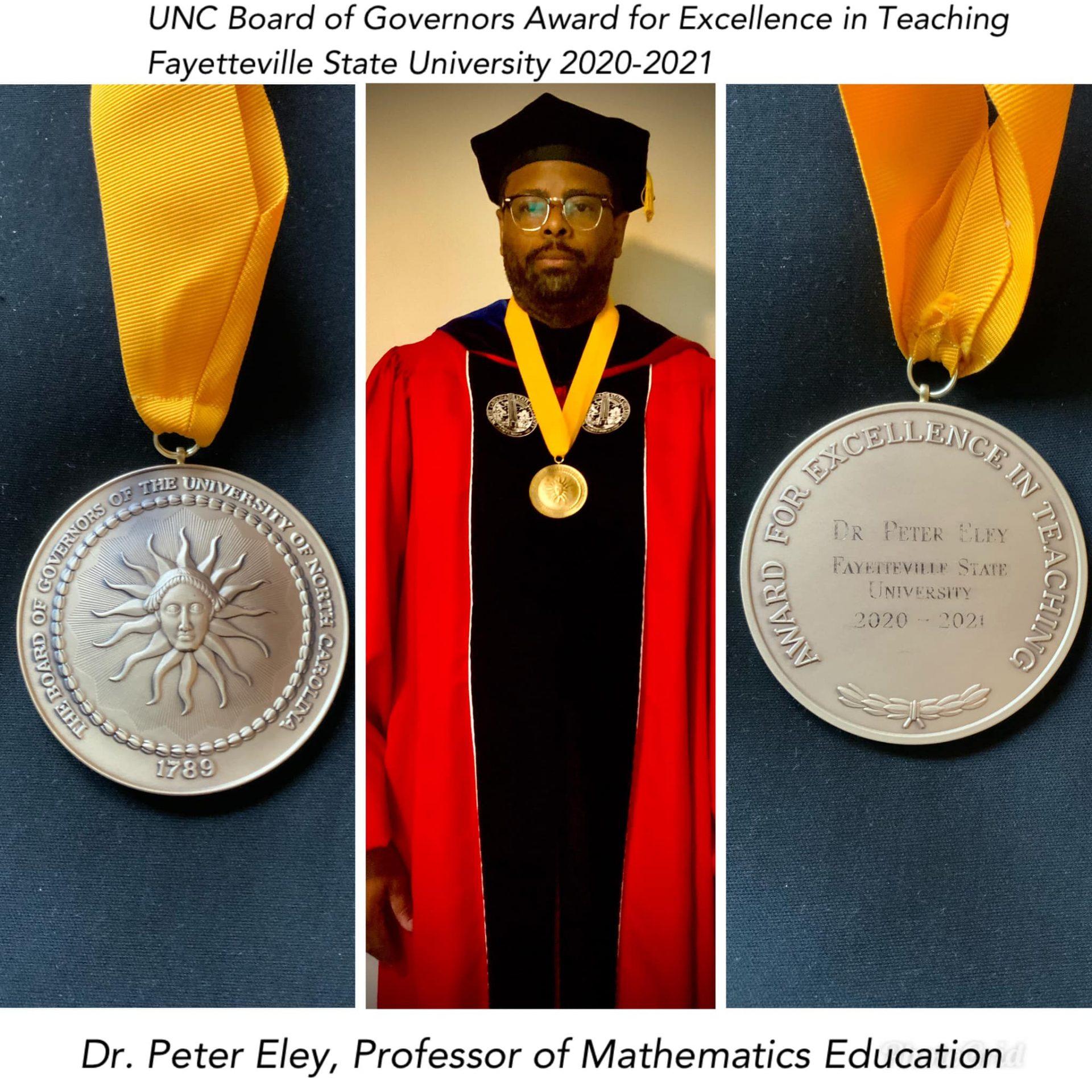 Official Website of Dr. Peter M. Eley